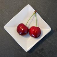 fruit de saison - cerises - goûter au bureau