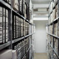 archivage archives archive facture rangement