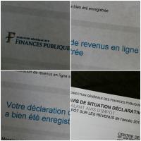 Avis d'impôt