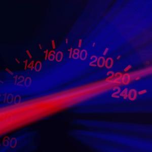 avis de contravention-excès de vitesse pour auto-entrepreneur