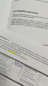 comptabilité sur logiciel EBP