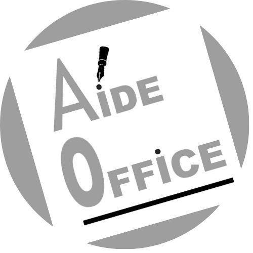 logo Aide Office secrétaire indépendante assistante administrative