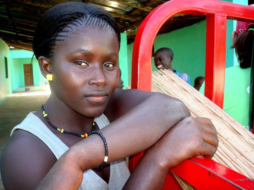 artisan d'Afrique au salon de Segré