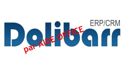 Logiciel DOLIBARR par Aide Office